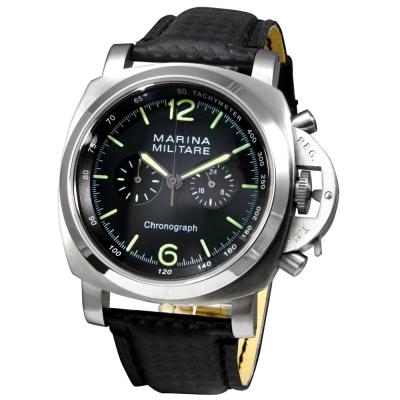 PARNIS瑞典/43mm/軍錶風格/大錶徑/計時腕錶/PA3069/男錶/父親節