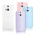 VXTRA 超完美 HTC Butterfly 2 清透0.5mm隱形保護套