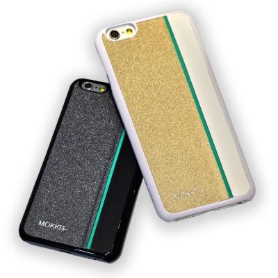 MOKKA 星沙系列IPHONE6 PLUS 5.5撞色保護殼