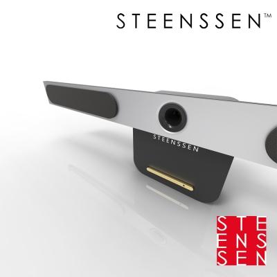 【丹麥 STEENSSEN】高階藍牙原音劇院系統- AIR品味翱翔限定款(金屬灰)