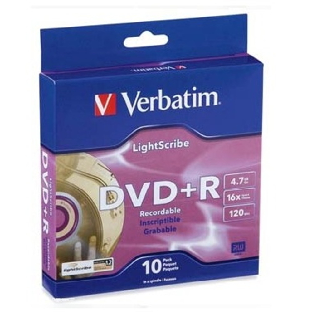 威寶 16X DVD+R  4.7GB  光雕片 (50片)
