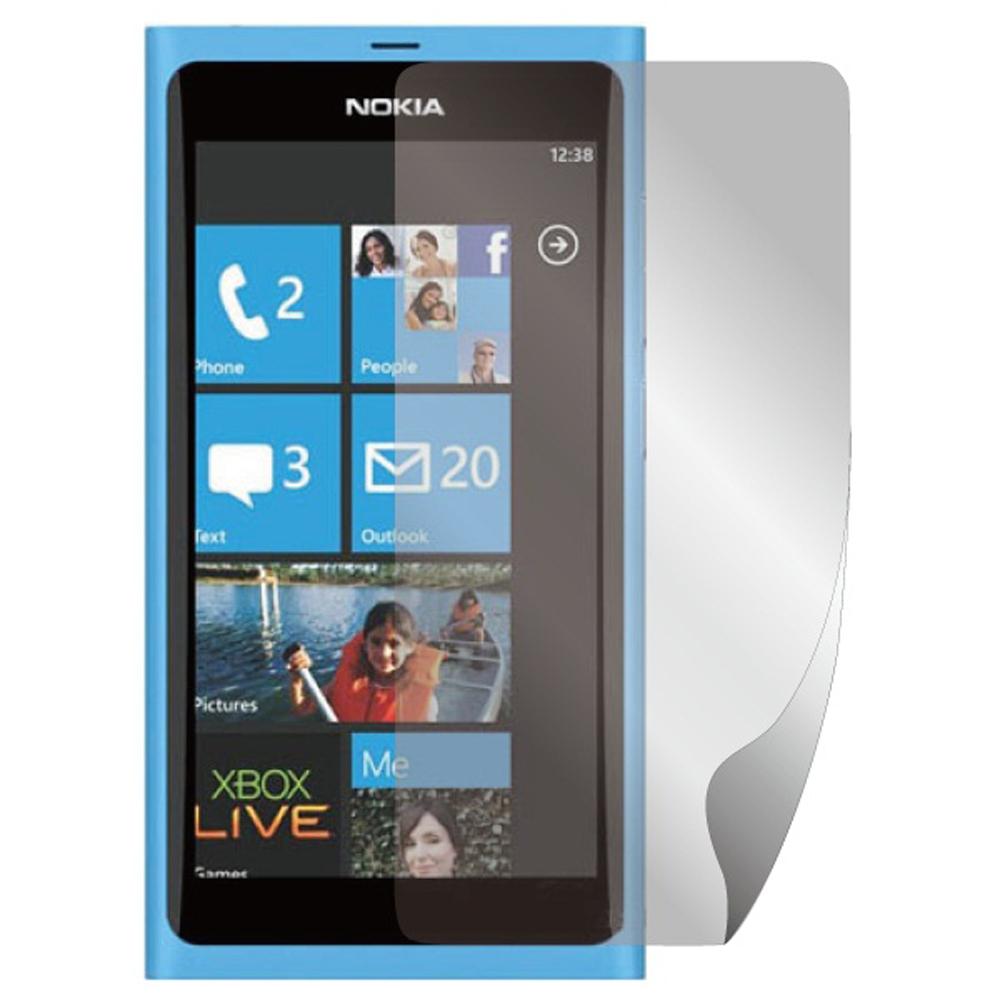 NOKIA Lumia 800 抗反射(霧面)保護貼 (AG) - 2入