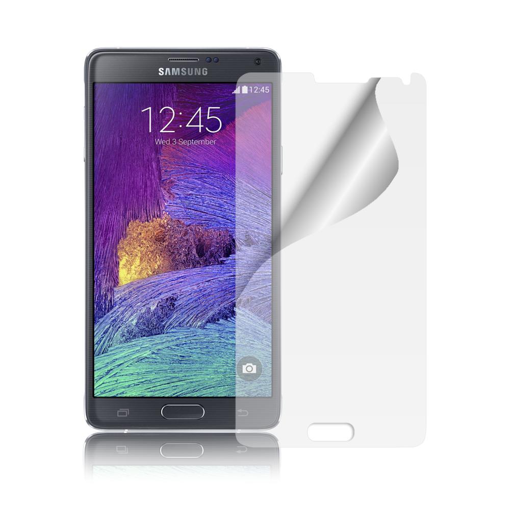 魔力 Samsung GALAXY Note 4 霧面防眩螢幕保護貼