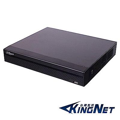 KINGNET 監視器 Dahua大華 AHD 1080P 4路監控主機DVR 監視器主機
