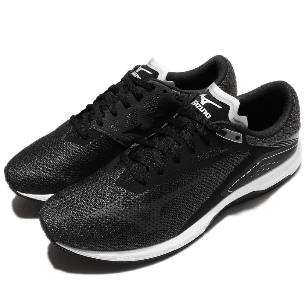 Mizuno 慢跑鞋 Sonic E 運動 男鞋