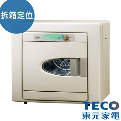 TECO東元6公斤乾衣機 QD6581NA