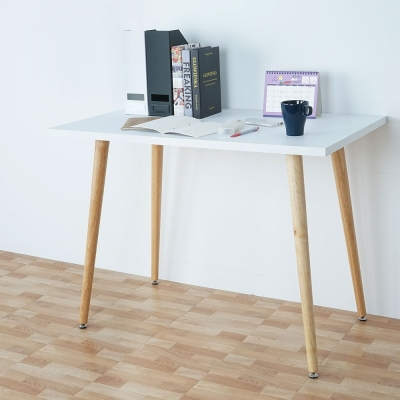 Homelike 貝莎北歐風工作桌(兩色可選)-100x60x74.5cm