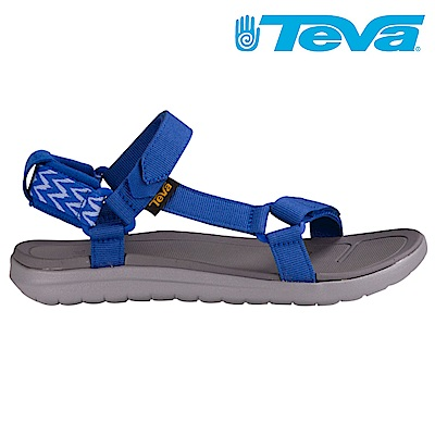 TEVA Sanborn Universal 女輕量戶外涼鞋 藍