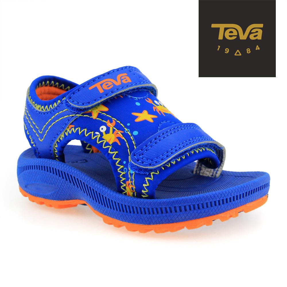 TEVA 美國 寶寶 Psyclone 4運動涼鞋(螃蟹藍)