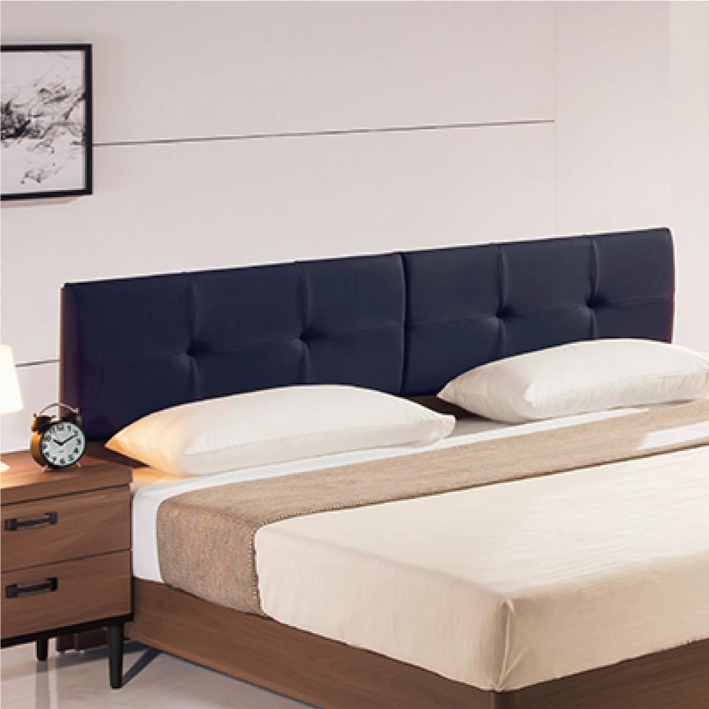 床頭片 雙人加大6尺 薩諾納斯 不含床底箱  AS