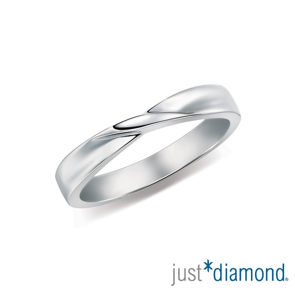 Just Diamond Eternity 系列對戒 I Swear-男戒