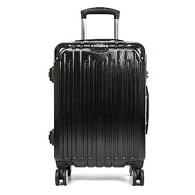 Audi 奧迪 - 20吋 崁入式秤重裝置 行李箱- 三色可選