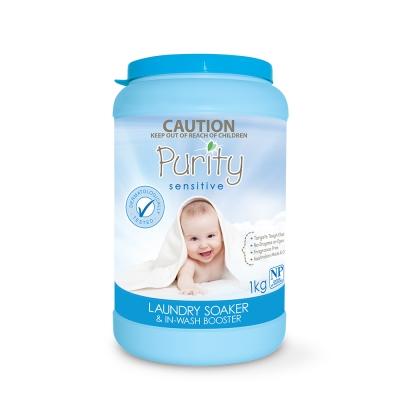澳洲Natures Organics 植粹嬰幼兒衣物浸泡去漬粉(低敏)1kg
