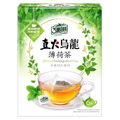 3點1刻 直火烏龍薄荷茶(2.5gx6包)