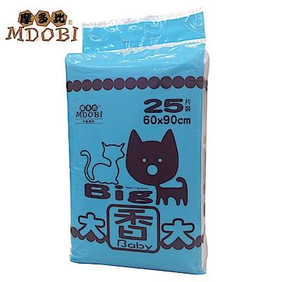 MDOBI摩多比-baby花香寵物用尿布 L號-60x90-25枚