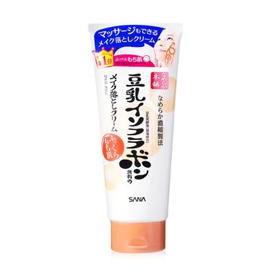 SANA 豆乳美肌保濕卸妝霜180g