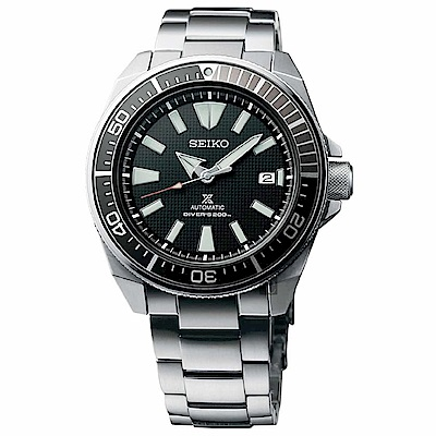 SEIKO精工 Prospex SCUBA 200米潛水機械錶(SRPB51J1)