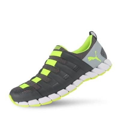 PUMA Osu v4 男性慢跑運動鞋-瀝青灰