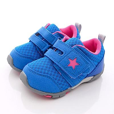 日本Carrot機能童鞋-穩定延續款-BSE33藍(寶寶段)T1