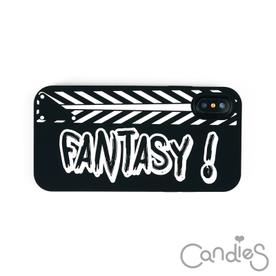 Candies 立體Fantasy手機殼 iPhone X