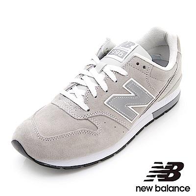 New Balanc復古鞋MRL996DG-D中性灰色