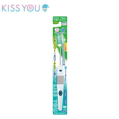 日本KISS YOU負離子極細型含氟牙刷(H24)