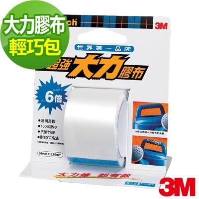 3M SCOTCH 超強大力膠布-36mm(透明)