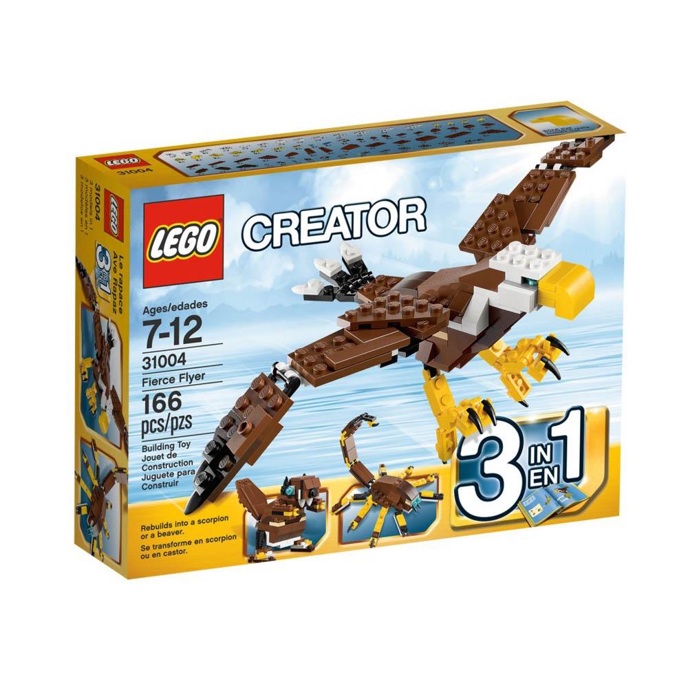 【LEGO樂高】3合1創作系列/31004 飛鷹猛禽