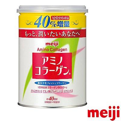 明治  膠原蛋白粉-罐裝40日份(284g)