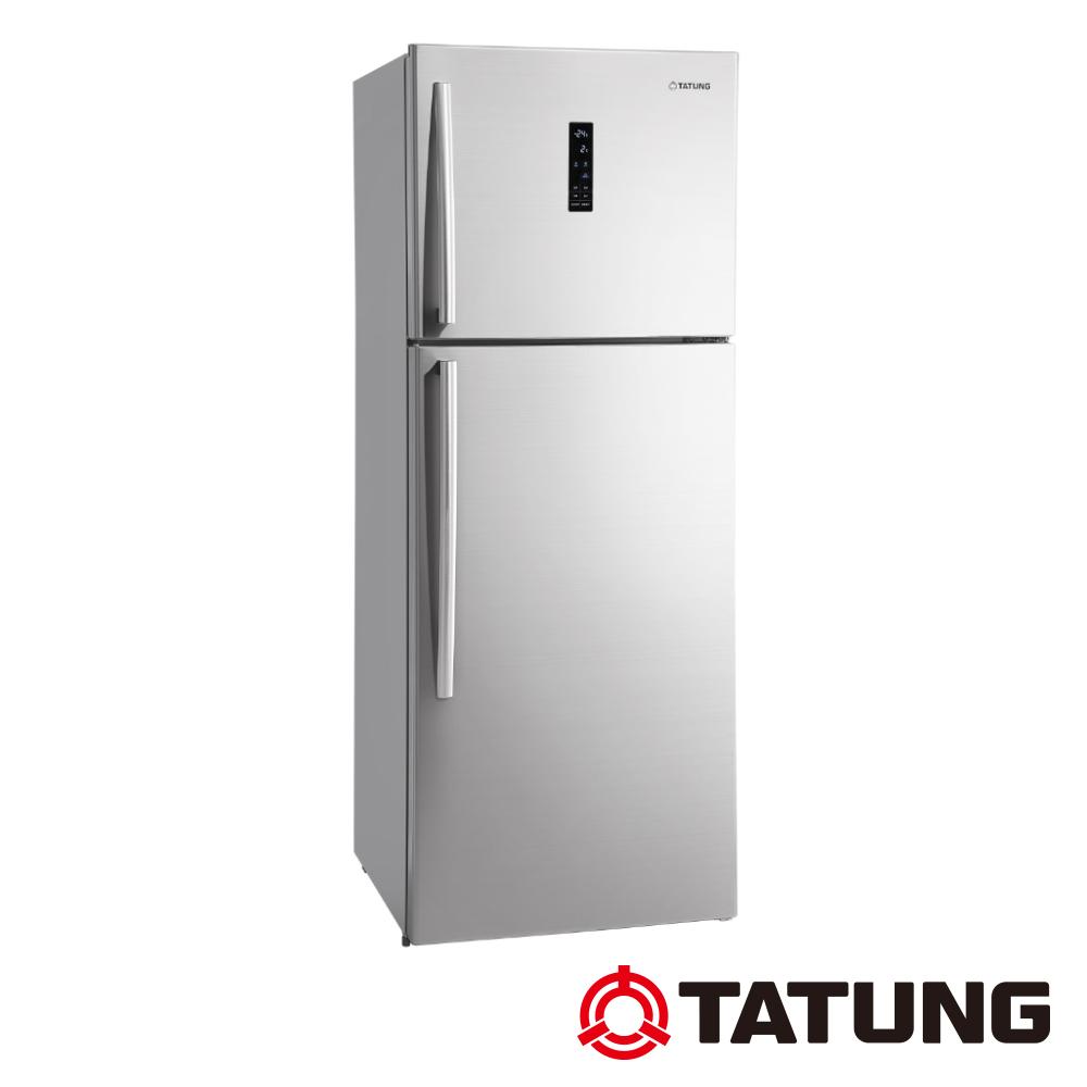 TATUNG大同 420L變頻雙門冰箱 TR-B420VH-S