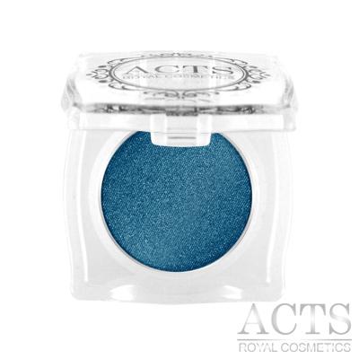 ACTS維詩彩妝 細緻珠光眼影 金屬靛青B409