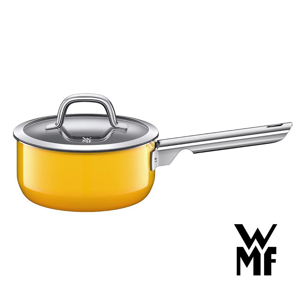 WMF NATURamic 單手鍋 16cm 1.3L (黃色)