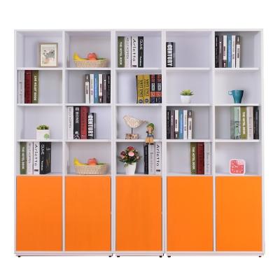 AT HOME-蒂芬妮6.7尺彩色下開書櫃(五色可選)