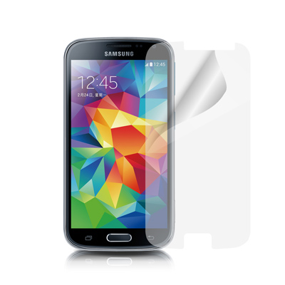 魔力 Samsung GALAXY K zoom 霧面防眩螢幕保護貼