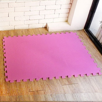 【新生活家】抗菌地墊32x32x1cm30入-淘氣紅