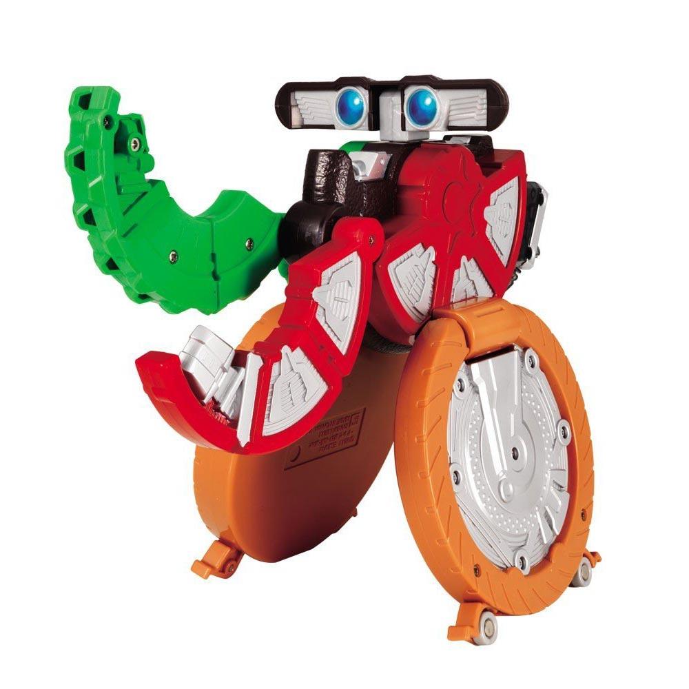 BANDAI 假面騎士Fourze - 食物機器人01漢堡拍拍