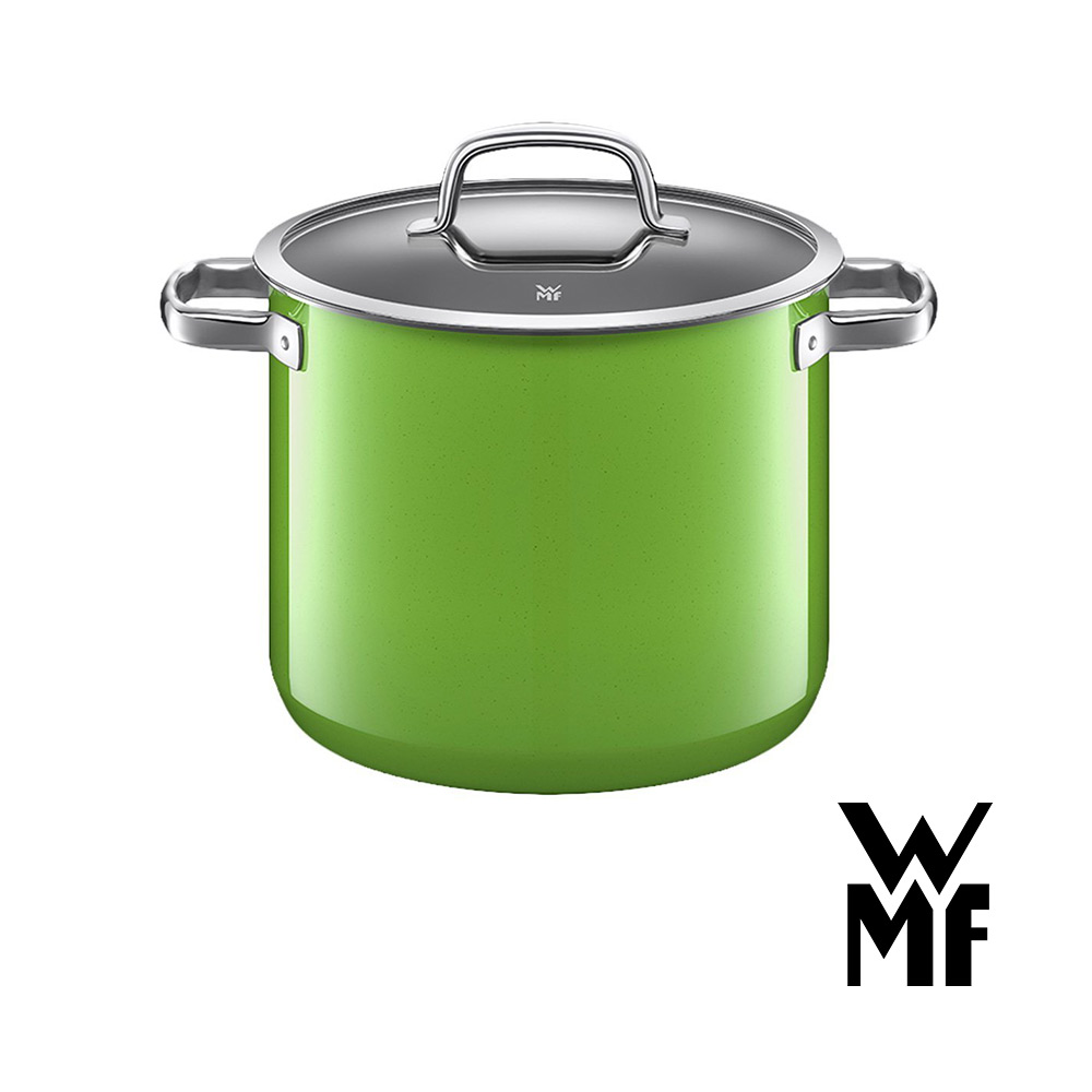 德國WMF Naturamic系列24cm深湯鍋(清新綠)