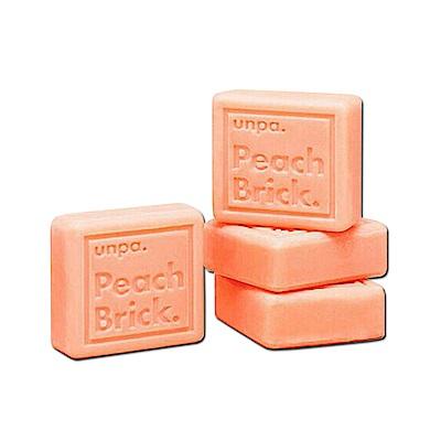 UNPA PEACH BRICK 蜜桃提亮香氛皂(UP- 003 )
