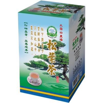 大雪山農場 明日葉茶+金線蓮茶+松葉茶+蟲草茶+刺五加茶(10包x5瓶)