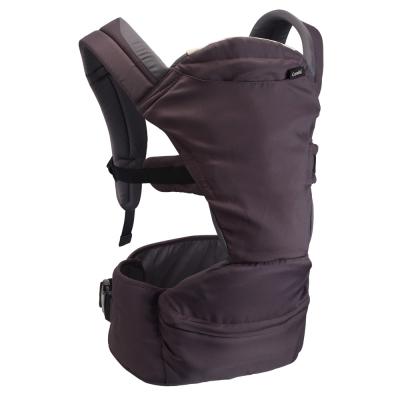 Combi Hipseat 折疊式坐墊背巾(拓黑)