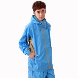 [快]BrightDay 風雨衣兩件式 - 疾風名人特仕款