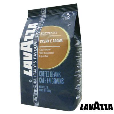 義大利LAVAZZA CREMA E AROMA咖啡豆(1000g)