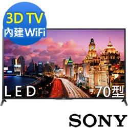 SONY 70吋3D LED液晶電視(KDL-70