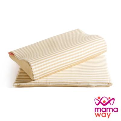 mamaway媽媽餵 智慧調溫抗菌三合一成長枕