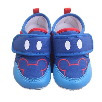 魔法Baby寶寶鞋 米奇授權寶寶外出鞋sh 7636