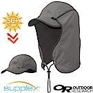 【美國 Outdoor Research】抗UV防曬三用可拆透氣護頸棒球帽_鉛灰