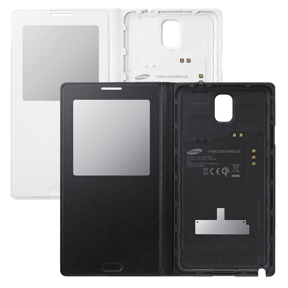 Samsung GALAXY Note 3 (N900)原廠無線充電皮套 (公司貨)