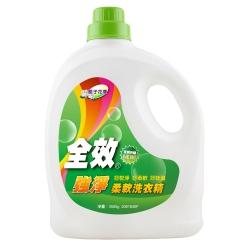 毛寶 全效強淨柔軟洗衣精3.5KG