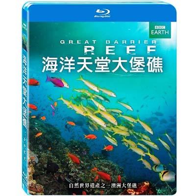 海洋天堂大堡礁 Great Barrier Reef  藍光 BD