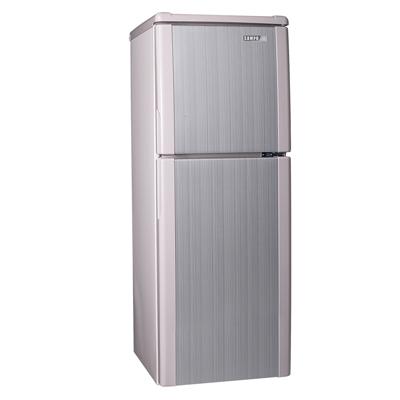 SAMPO 聲寶140L經典品味雙門冰箱SR-A14Q(R8) 粉彩紅